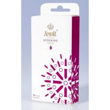 Ароматизированные презервативы AMOR Fruit - 15 шт.