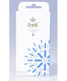 Супертонкие презервативы AMOR Thin - 15 шт.